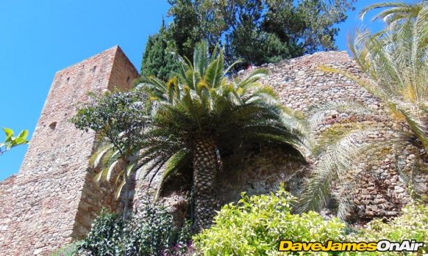 Malaga Alcazaba Spain